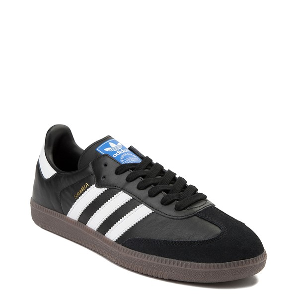 alternate view Mens adidas Samba OG Athletic Shoe - Black / White / GumALT5