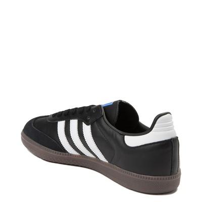 Alternate view of Mens adidas Samba OG Athletic Shoe - Black / White / Gum