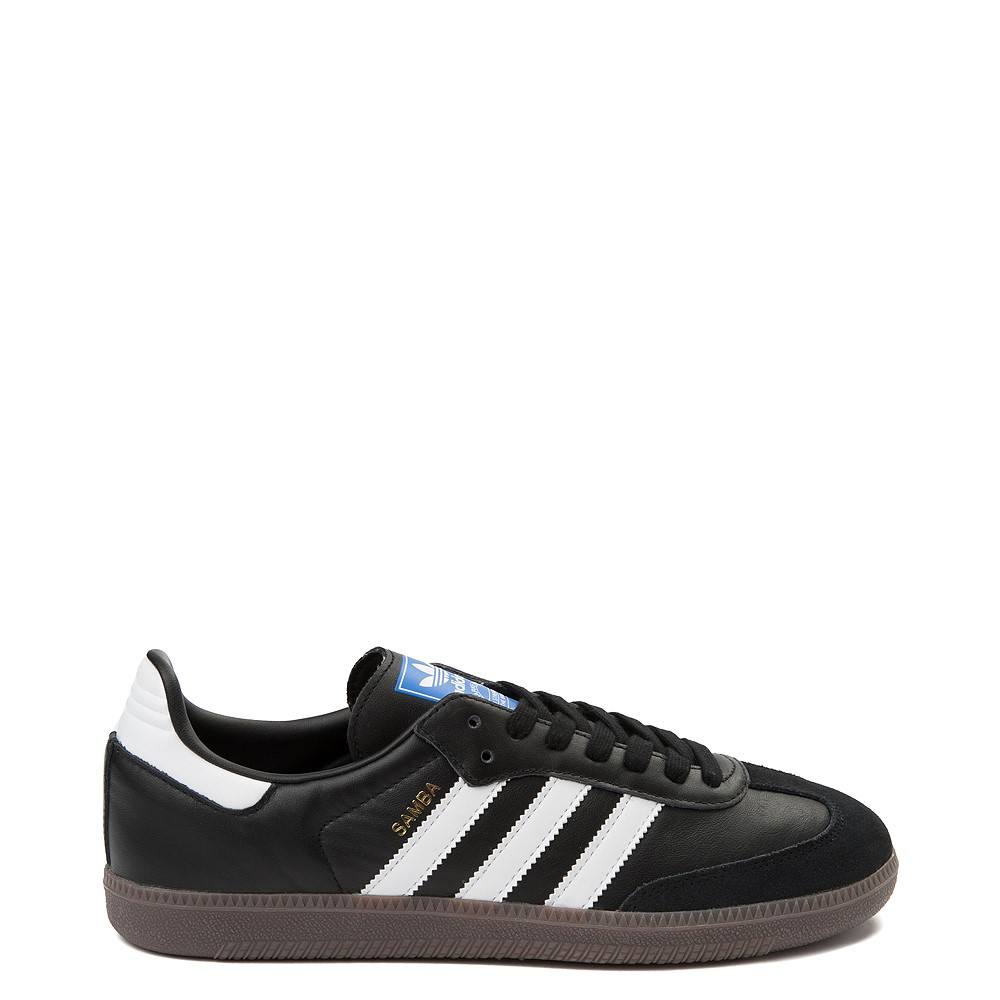 Mens adidas Samba OG Athletic Shoe - Black / White / Gum
