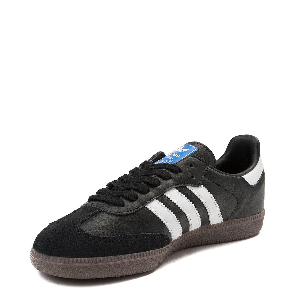 probable abogado algun lado  Mens adidas Samba OG Athletic Shoe - Black / White / Gum | Journeys