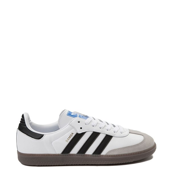 Main view of Mens adidas Samba OG Athletic Shoe - White / Black