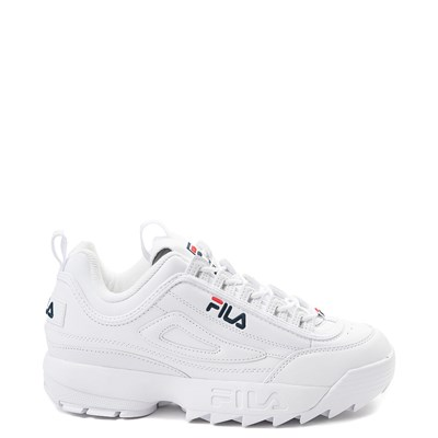 Mens Fila Disruptor II Premium Athletic Shoe