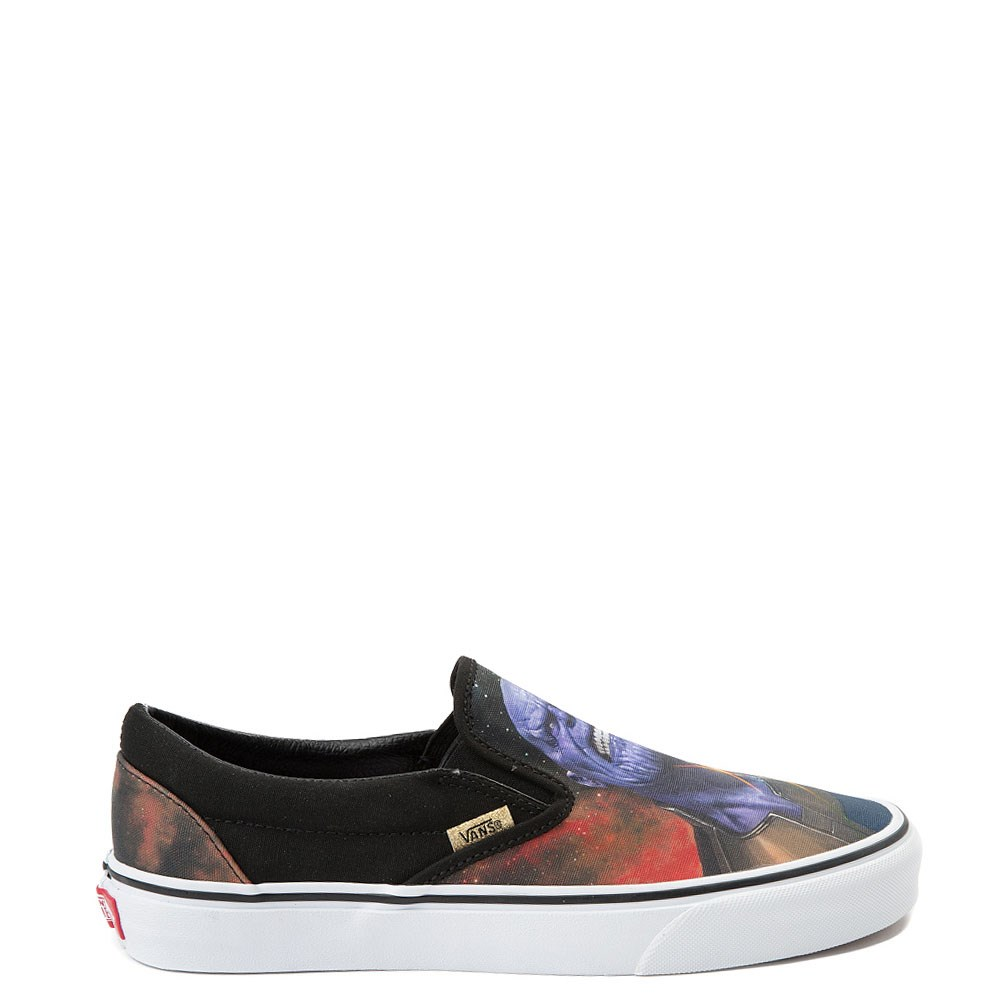 Vans Slip On Marvel Avengers Thanos Skate Shoe