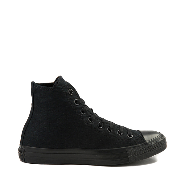 Converse Chuck Taylor All Star Hi Sneaker - Black Monochrome