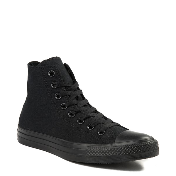 alternate view Converse Chuck Taylor All Star Hi Sneaker - Black MonochromeALT1B