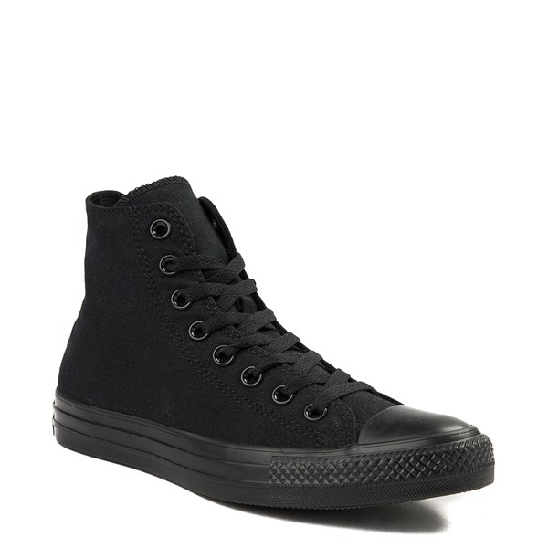 alternate view Converse Chuck Taylor All Star Hi Mono Sneaker - BlackALT1B
