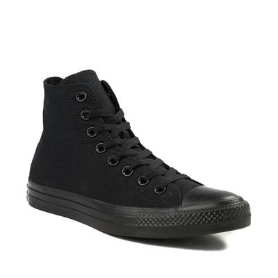 Converse Chuck Taylor All Star Hi Sneaker - Black Monochrome ...