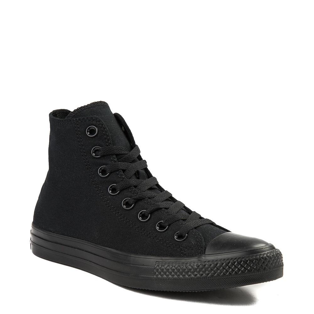 Centelleo agradable Margarita  Converse Chuck Taylor All Star Hi Mono Sneaker - Black | Journeys