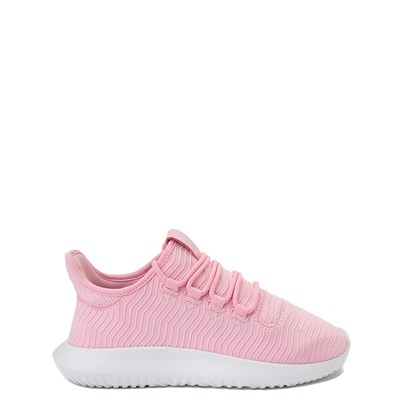 Main view of adidas Tubular Athletic Shoe - Little Kid