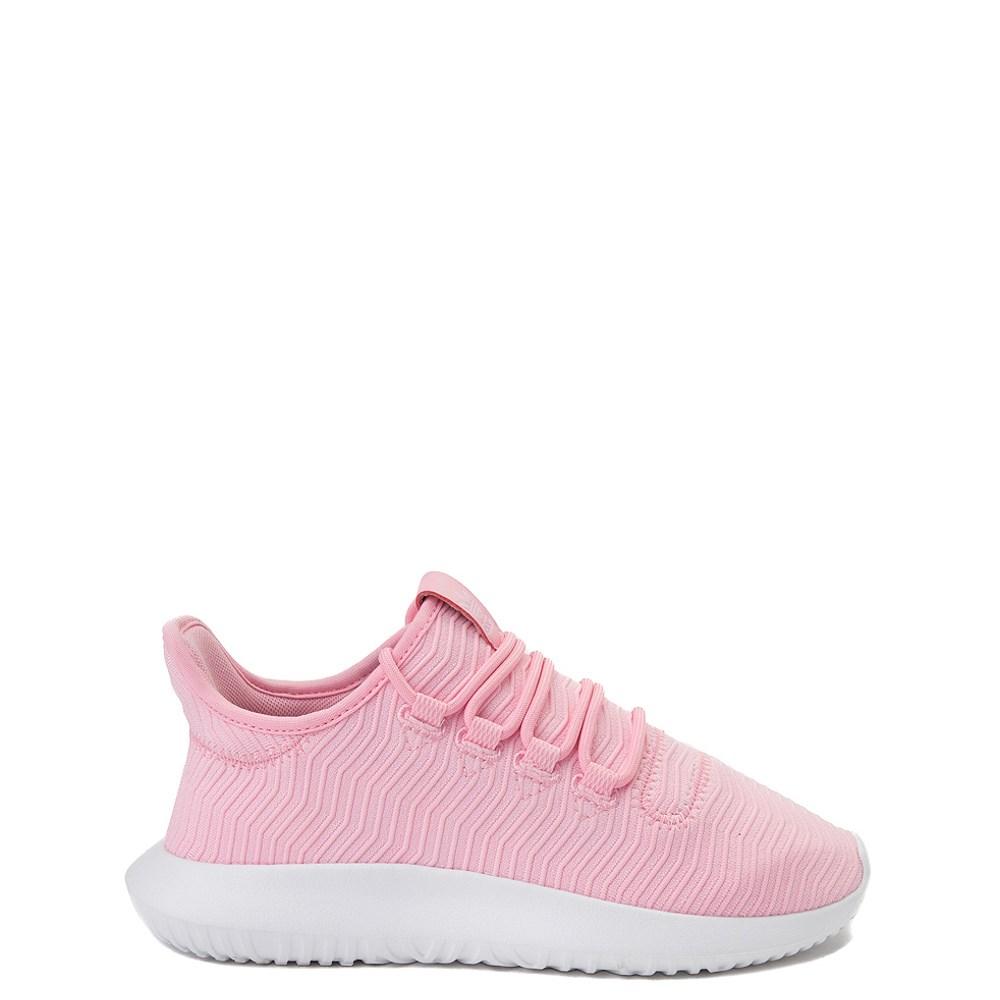 Tween adidas Tubular Athletic Shoe