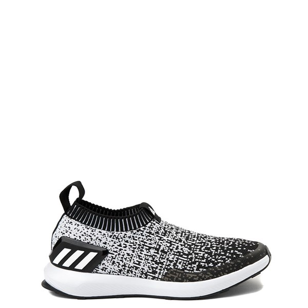 adidas RapidaRun Laceless Athletic Shoe - Little Kid