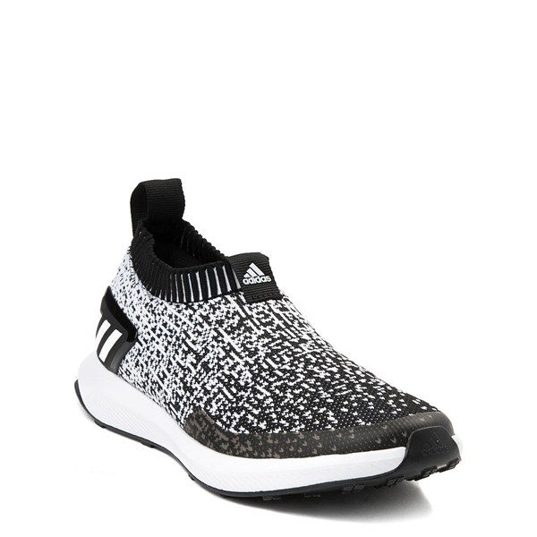 Alternate view of adidas RapidaRun Laceless Athletic Shoe - Big Kid