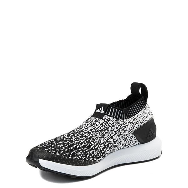 alternate view adidas RapidaRun Laceless Athletic Shoe - Big KidALT3