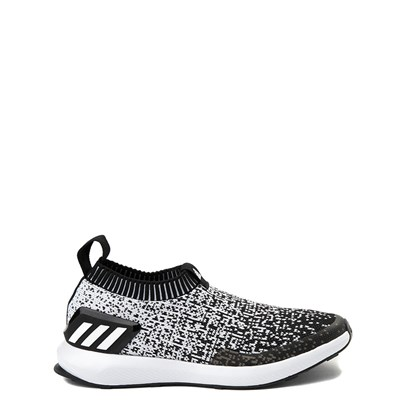 Main view of adidas RapidaRun Laceless Athletic Shoe - Big Kid