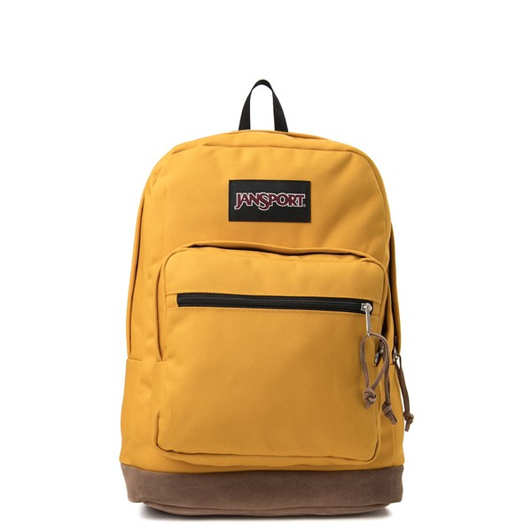 Main view of JanSport Right Pack Backpack - Mustard