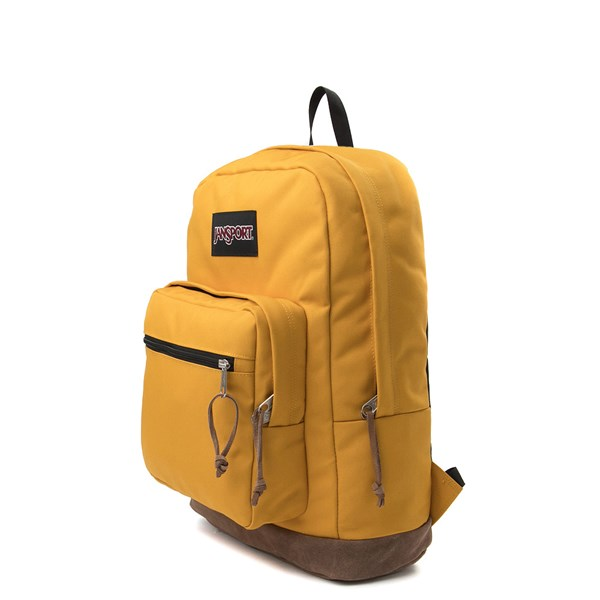 alternate view JanSport Right Pack Backpack - MustardALT2