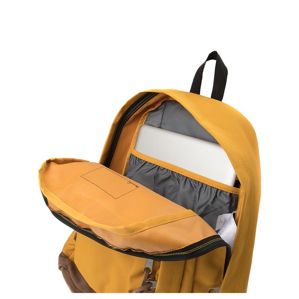 alternate view JanSport Right Pack Backpack - MustardALT3