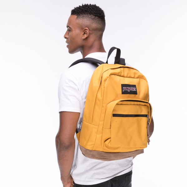 alternate view JanSport Right Pack Backpack - MustardALT4