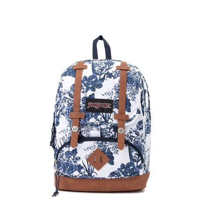 Main view of JanSport Baughman Floral Backpack