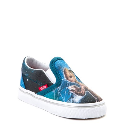 Alternate view of Toddler Vans Slip On Marvel Groot Skate Shoe