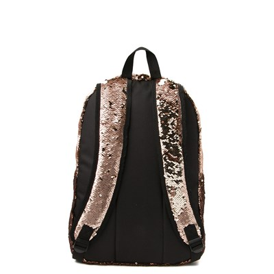 Alternate view of Two-Tone Sequin Backpack