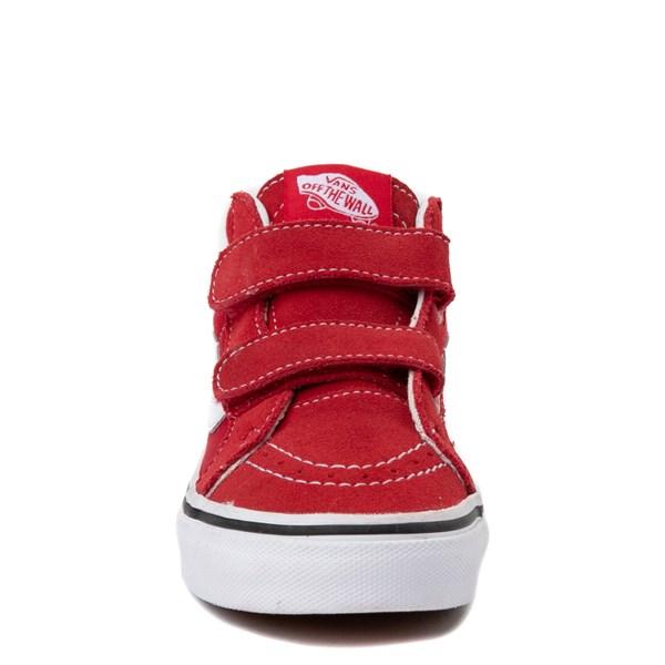 alternate view Vans Sk8 Mid Skate Shoe - Little KidALT4