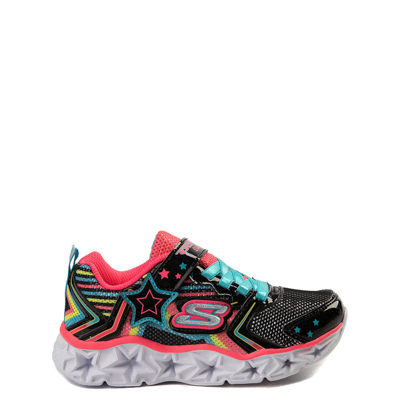 Main view of Youth Skechers S Lights Galaxy Sneaker