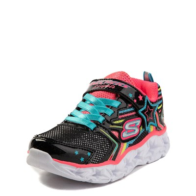 Alternate view of Youth Skechers S Lights Galaxy Sneaker