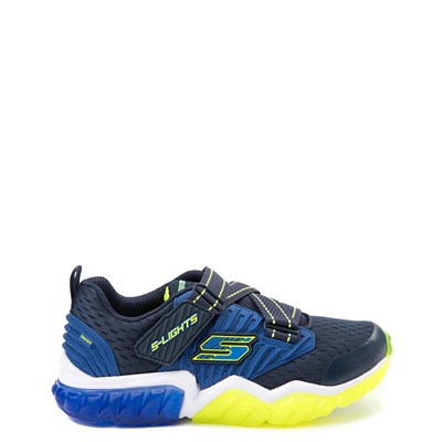 Main view of Youth Skechers S Lights Rapid Flash Sneaker