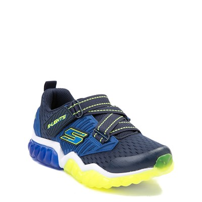 Alternate view of Youth Skechers S Lights Rapid Flash Sneaker