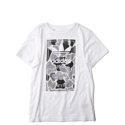 Main view of Youth adidas Camo Tee
