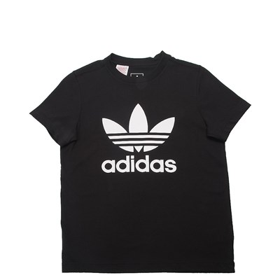 Main view of adidas Trefoil Tee - Little Kid