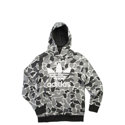 Main view of Youth adidas Trefoil Hoodie