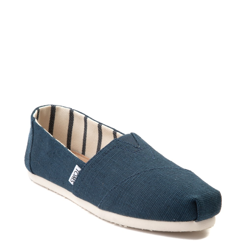 8f2080b178 alternate view Womens TOMS Classic Slip On Casual ShoeALT1