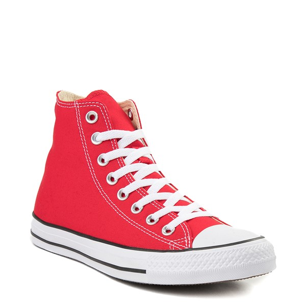alternate view Converse Chuck Taylor All Star Hi Sneaker - RedALT1B
