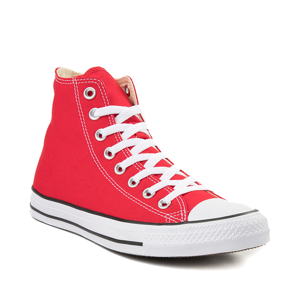 alternate view Converse Chuck Taylor All Star Hi Sneaker - RedALT5