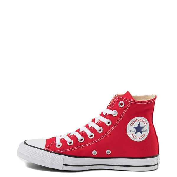 alternate view Converse Chuck Taylor All Star Hi Sneaker - RedALT1