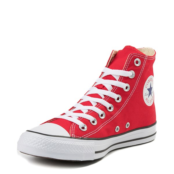 alternate view Converse Chuck Taylor All Star Hi Sneaker - RedALT3
