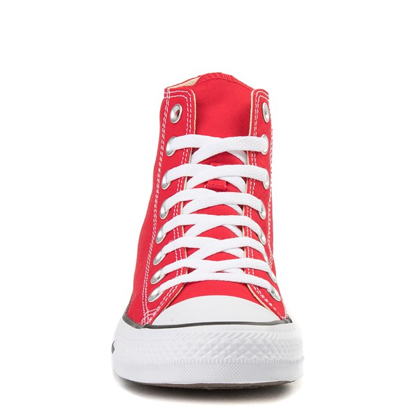 alternate view Converse Chuck Taylor All Star Hi Sneaker - RedALT4