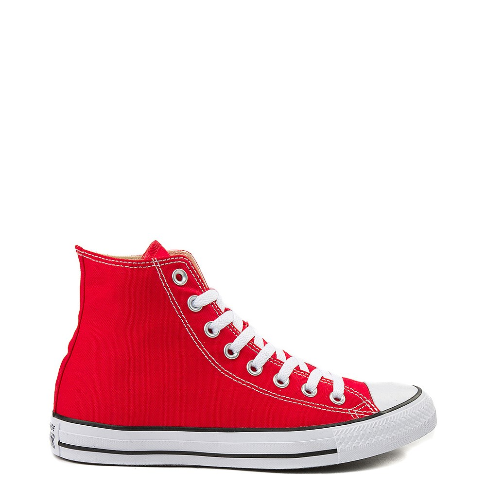 Converse Chuck Taylor All Star Hi Sneaker Red