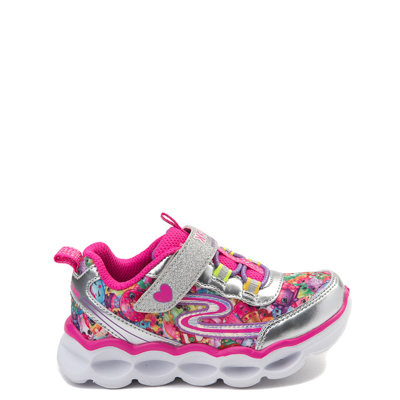Main view of Toddler Skechers Shopkins Lume-Lux Miss Pressy Sneaker