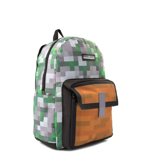 alternate view Minecraft Treasure Chest Backpack - MultiALT4B