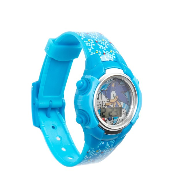 alternate view Sonic the Hedgehog™ Watch - BlueALT1