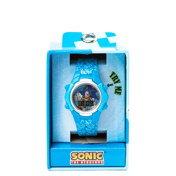 alternate view Sonic the Hedgehog™ Watch - BlueALT3