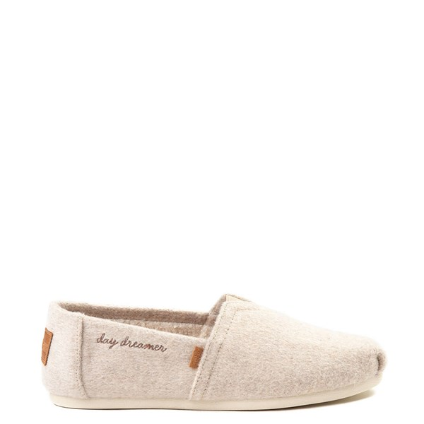 Default view of Womens TOMS Classic Felt Slip On Casual Shoe