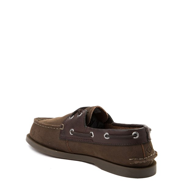alternate view Sperry Top-Sider Authentic Original Boat Shoe - Little Kid / Big KidALT2