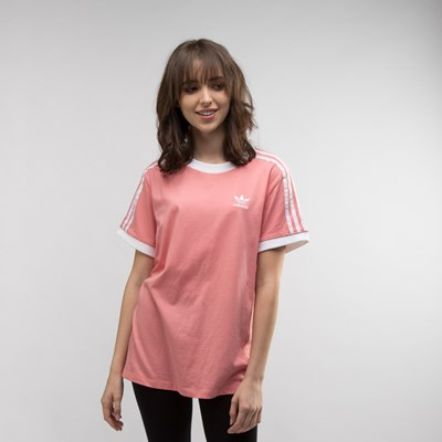Main view of Womens adidas 3-Stripes Tee