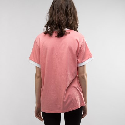 Alternate view of Womens adidas 3-Stripes Tee