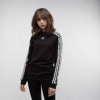 Main view of Womens adidas 3-Stripes Sweatshirt