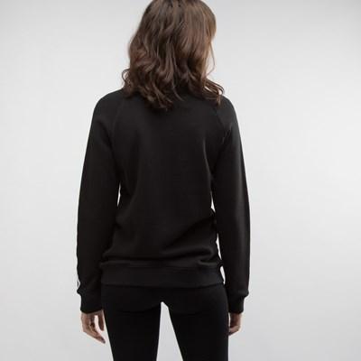 Alternate view of Womens adidas 3-Stripes Sweatshirt